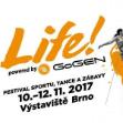 Festival Life! spojí expozici města i kraje. Programem pro rodiny.