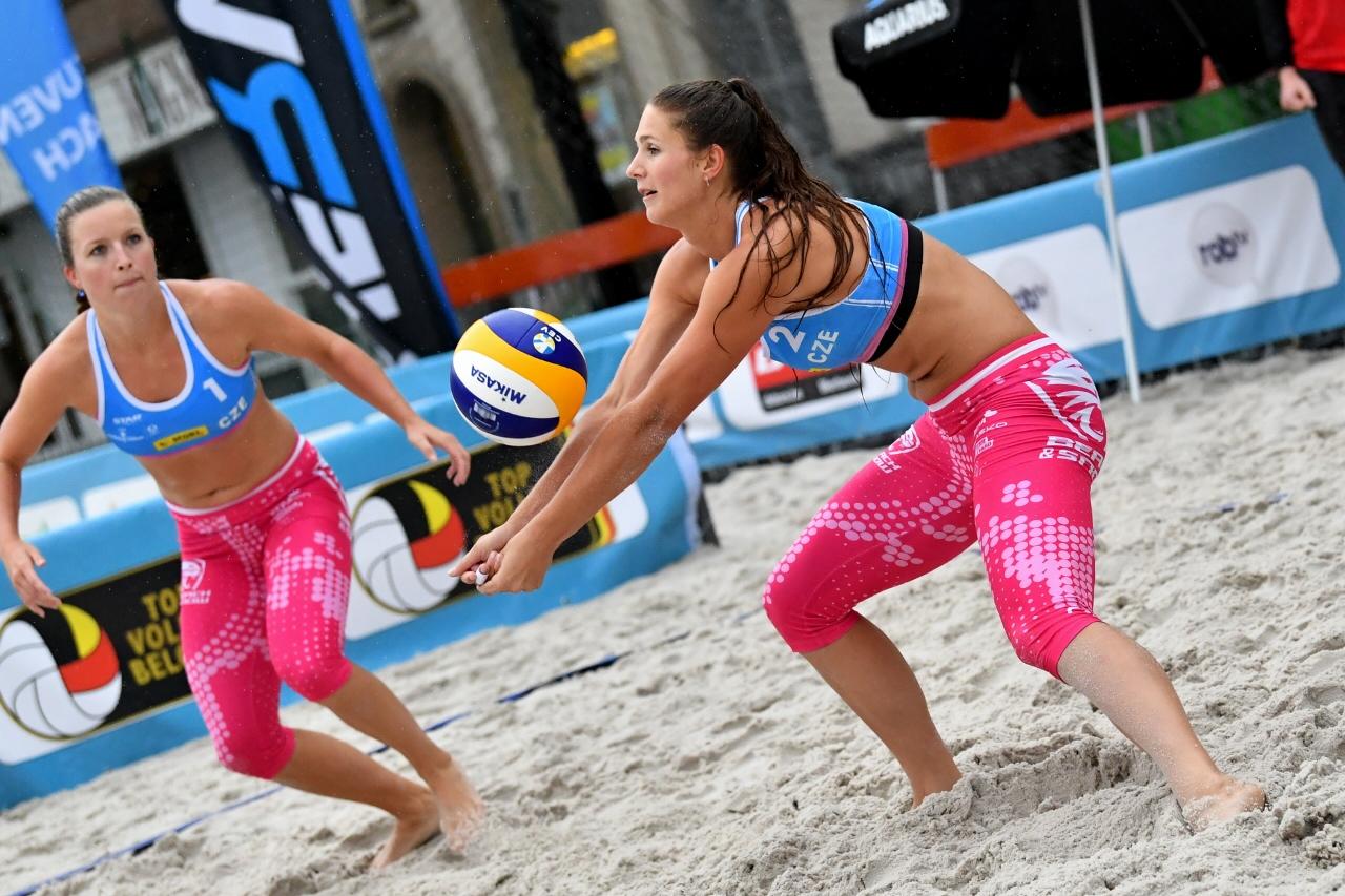 World Tour v Brně | Brno Beach Open